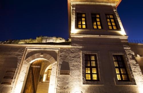 Grandiose Cappadocian Mansion